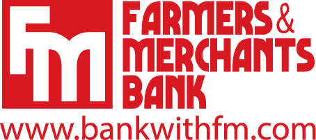 Farmers & Merchants Bank is a Mound Sponsor
